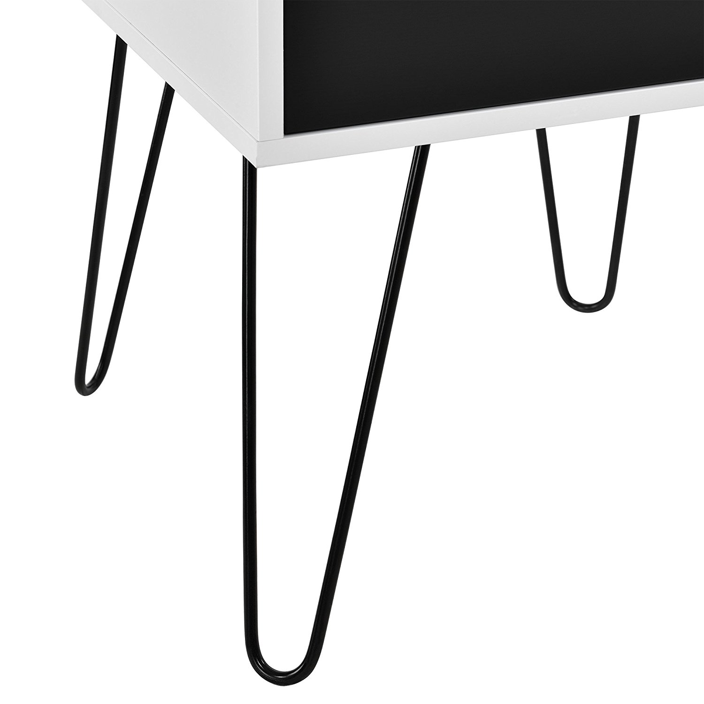 mesita escandinava patas